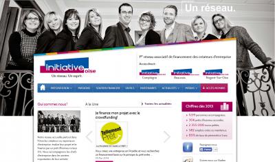 Initiative Oise lance son nouveau site internet!