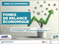 Fonds de relance économique ACSO