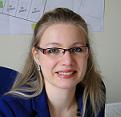 Les chargé(e)s de mission des communautés de communes adhérentes : Elodie VERBEKE
