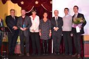 Lauréats M.Carité et M.Vanbaelinghem