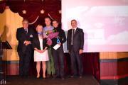 Lauréats M.Mautain et Mme Dupuis