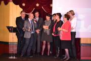 Lauréats Mme Domingos, Mme Satizelle et Mme Herzi