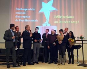Election des créateurs 2013 à Noyon