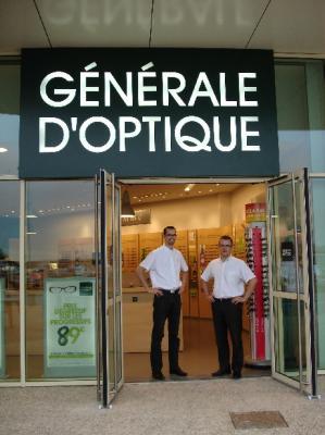 Matthieu CHEVOLLEAU & Olivier HACHE - Général d'Optique